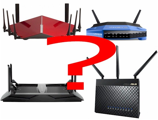 Which Wireless Router to choose?