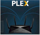 Plex on NETGEAR R9000