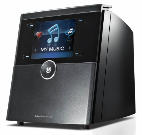 DMC250 Director Wireless-N Music Player with Integrated Amplifier