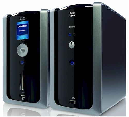 Linksys by Cisco Media Hubs