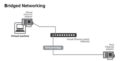 Bridged network