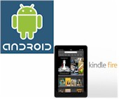 Kindle Fire vs. Android
