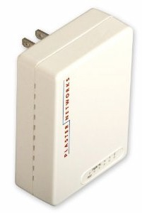 Plaster Networks PLN3 Powerline AV Ethernet Adapter