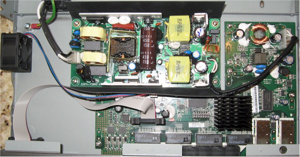 Inside the GS510TP