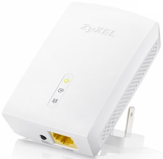 1200 Mbps Powerline Gigabit Ethernet Adapter