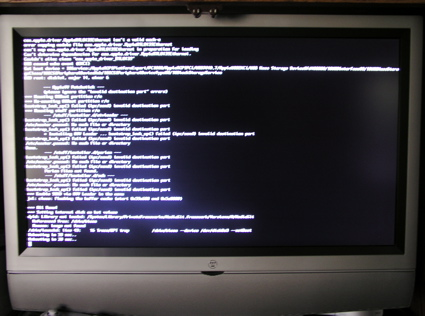 Apple TV Boot under Patchstick