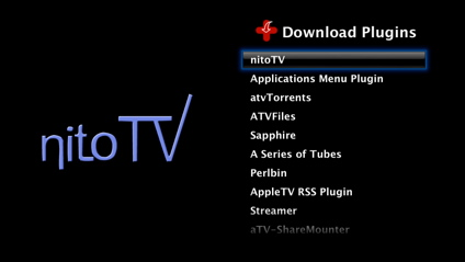 Awkward TV plugin downloads