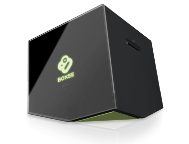The Boxee Box by D-Link is lopsided and so is its content selection