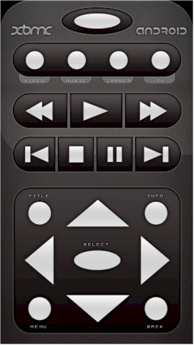 XBMC Android Remote