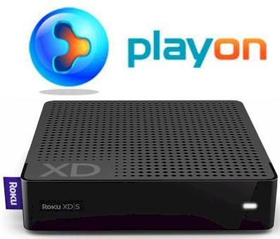 PlayOn and Roku box