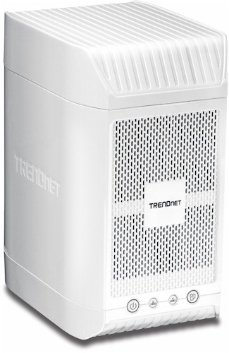 2-Bay NAS Media Server Enclosure