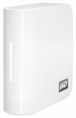 "Western Digital MyBook World ""White Bar"""