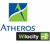 Atheros and Wilocity Logos