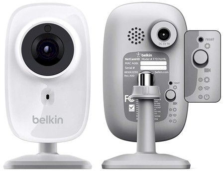 Belkin NetCam HD Wi-Fi Camera w/ Night Vision
