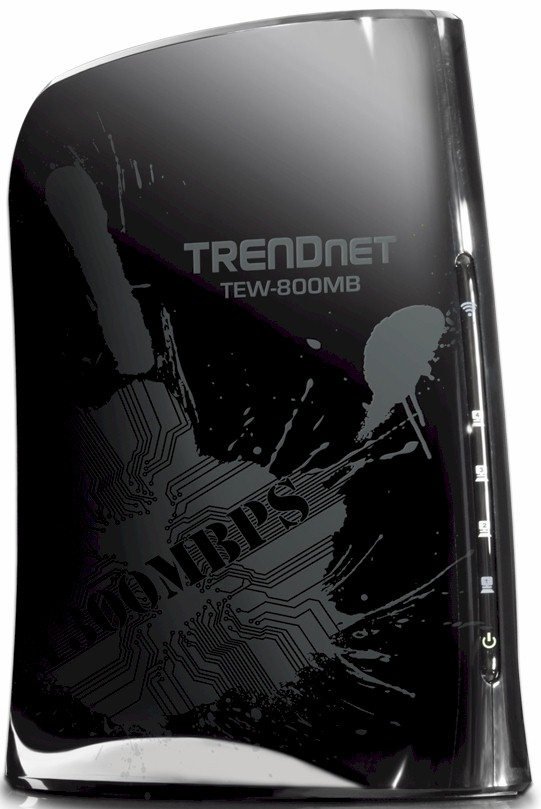 TRENDnet TEW-800MB 1300 Mbps Wireless AC Media Bridge