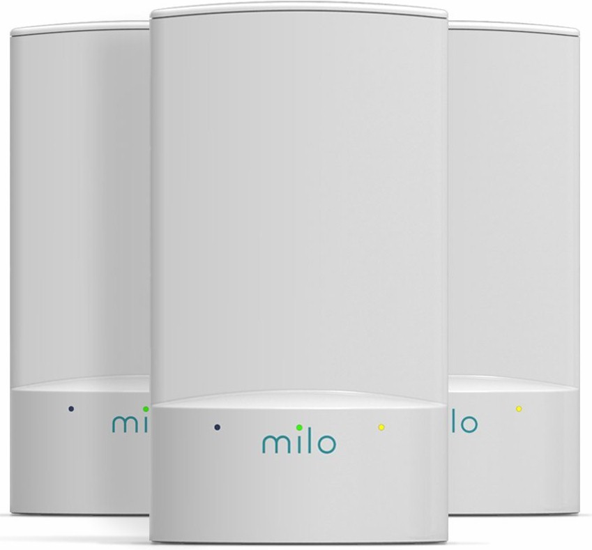 Milo Wi-Fi System 3 pack