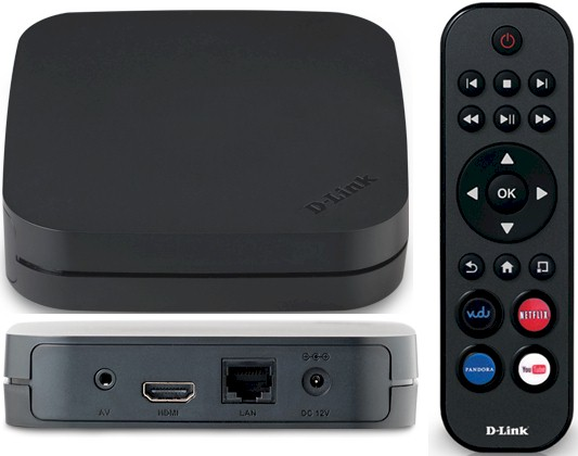 D-Link DSM-310 MovieNight