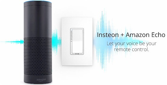 Insteon + Amazon Echo