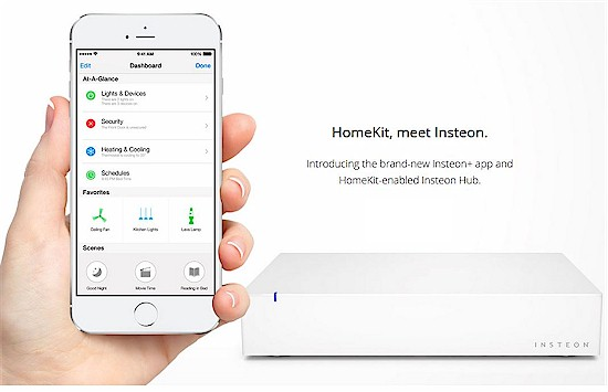Insteon HomeKit-enabled Hub Pro