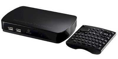 Iomega ScreenPlay TV Link DX HD Media Player