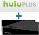 Roku and Hulu Plus