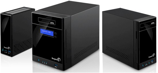 Seagate Business Storage family