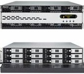 Thecus N12000 and N16000 rackmount NASes
