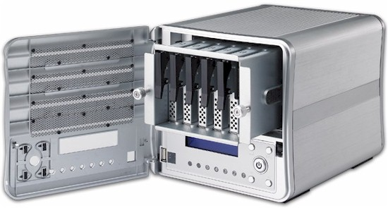 Thecus N0503 w/ 5 drives