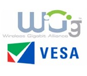 WiGig and VESA logos