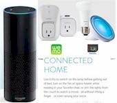 Amazon Echo Connected Home