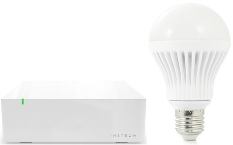 Insteon Hub and LED bulb