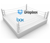 Dropbox vs. Box.net