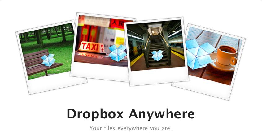Dropbox for Mobile Devices