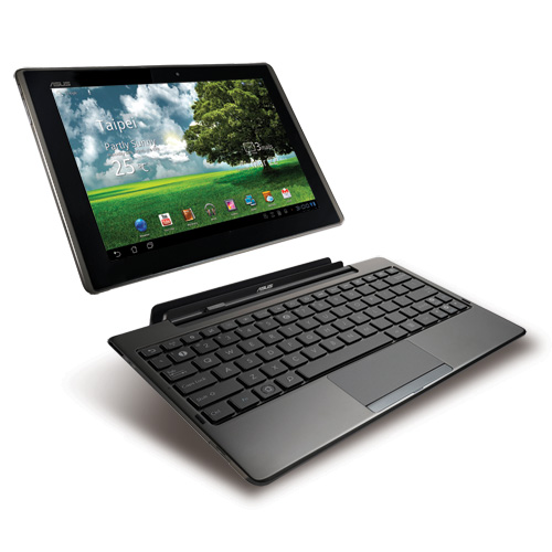 ASUS Eee Pad Tranformer With Dock