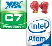 Intel Atom vs. VIA C7: Which Makes a Faster, Cheaper NAS?