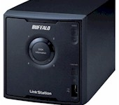 Low Cost Four Drive RAID 5 : Buffalo LinkStation Quad Reviewed