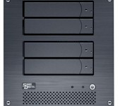 Sans Digital MobileNAS MN4L+B Linux NAS + iSCSI 4 Bay Network Storage Server Tower Review