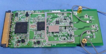 Linksys WRT350N V1 - Radio board