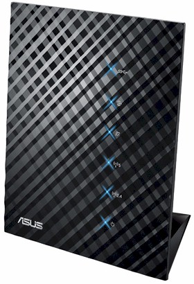 Dual-Band Wireless-N750 Gigabit Router