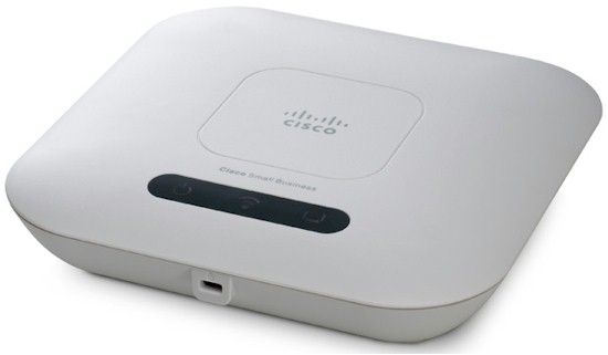 Wireless-N Selectable-Band Access Point with PoE