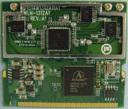 5 GHz radio board