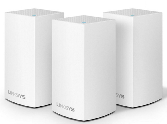 Velop Dual-band Intelligent Mesh WiFi System