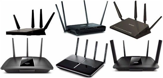 Six MU-MIMO Routers Compared