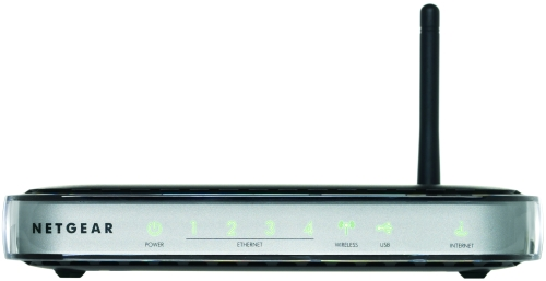 NETGEAR MBR624GU 3G Broadband Wireless Router