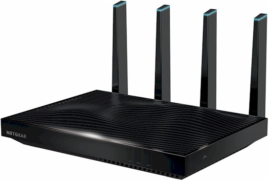Nighthawk X8 - AC5300 Tri-Band Quad-Stream Wi-Fi Router