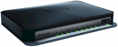 N750 Wireless Dual Band Gigabit Router