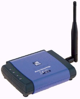 Linksys Instant Wireless Ethernet Bridge