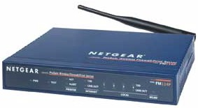 NETGEAR Cable/DSL Prosafe 802.11b Wireless Firewall
