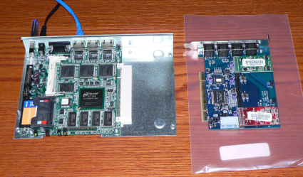 Soekris Net4801 and Digium TDM-400 card with 2 FXO ports